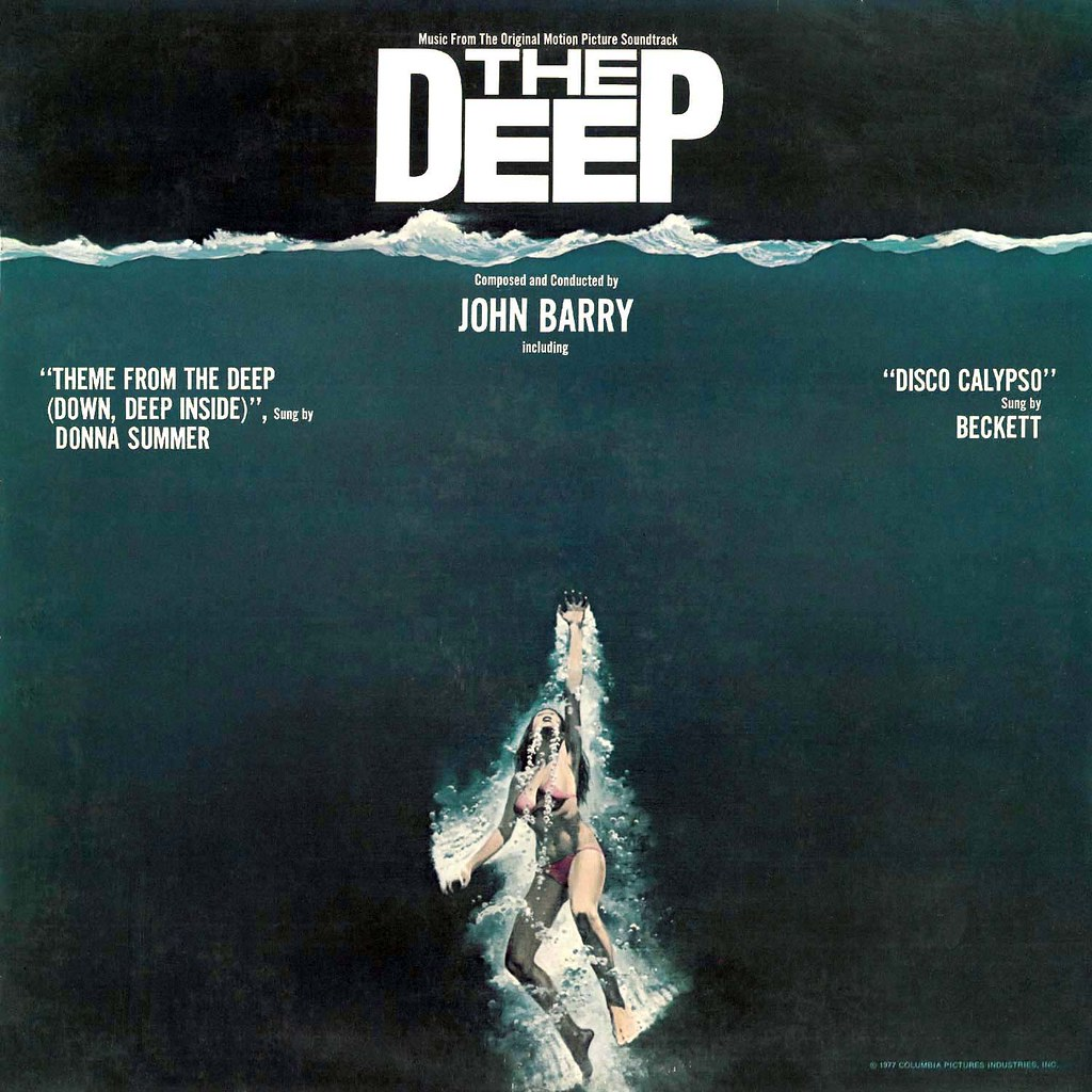 John Barry - The Deep