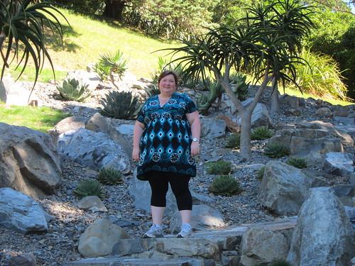 Mim at Wellington Botanic Gardens