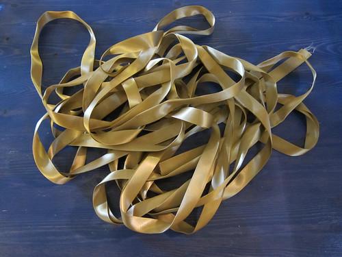 Ribbon for Valentine Bunting