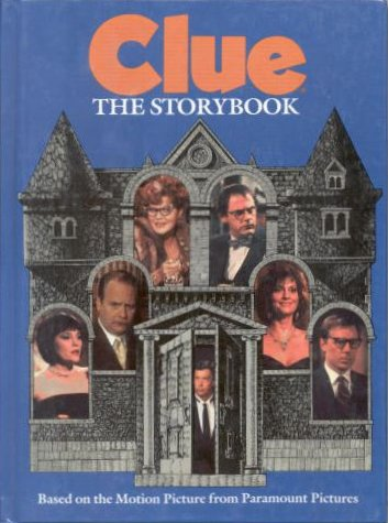 Clue storybook