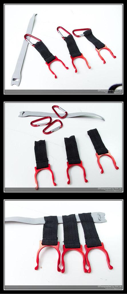 Prepare: Portable Lightstand Stabilizer #strobist #DIYPhotography