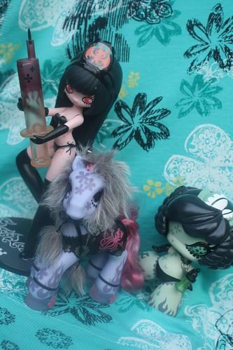 2/365 Junko Mizuno Toys