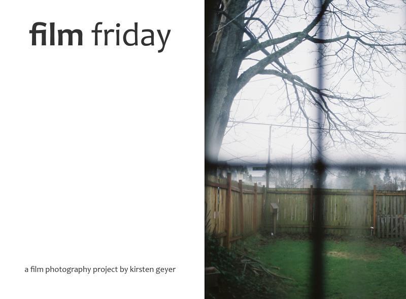 Film Friday ~ Week 1