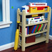 Bookshelf by Pepa Quin
