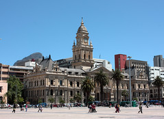 City Hall, Cape Town, South Africa