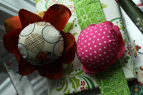 Pincushions From Sarah