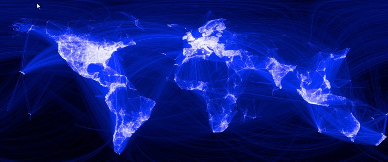 Facebook Connections by mikecogh, on Flickr