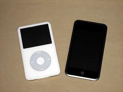 20071118:だらだらYoutube見てるだけでも楽しい:Apple iPod touch MA627J
