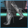 Have Space Suit - Will Travel: Boot Detail