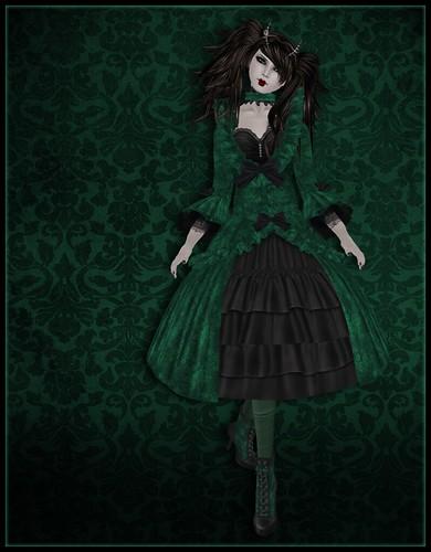 Green Lolita
