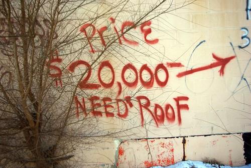 Needs Roof