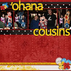 Ohana Cousins