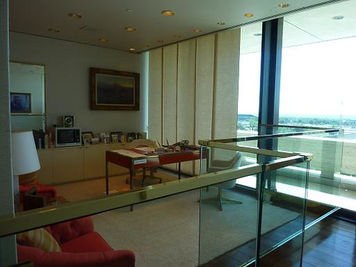 Austin LBJ Library LadyBird room