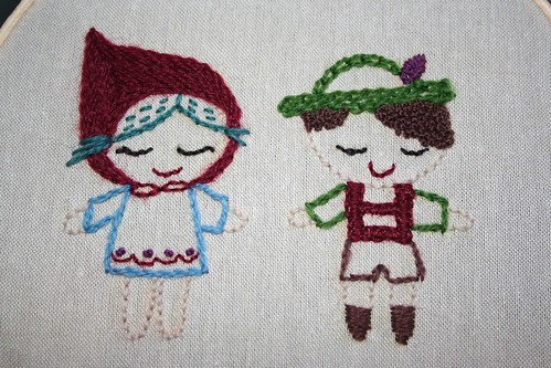 Doodle Stitchalong #2