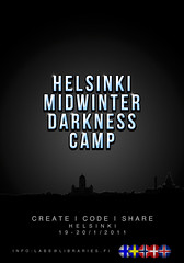 Helsinki Midwinter Darkness Camp 2011