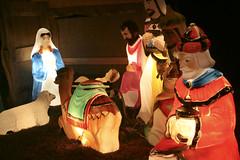 (022/365) December 20, 2010: Manger scene acro...