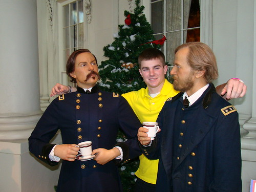 Jared and Union Generals