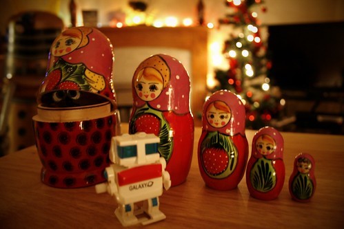 Day 138 - Russian Dolls