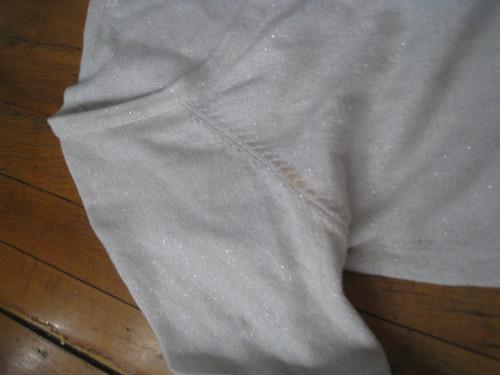 sweater silver gross
