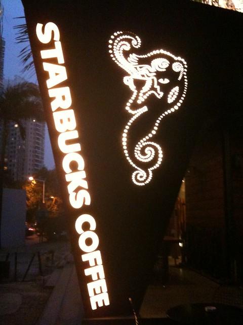Starbucks OCT LOFT