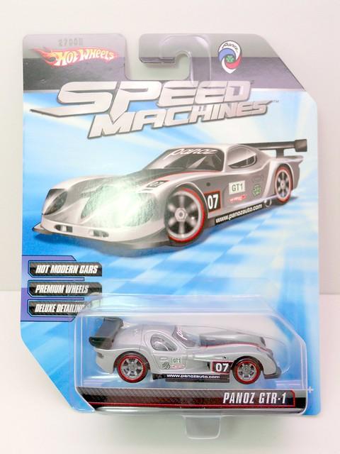 hot wheels speed machines panoz gtr-1 (1)