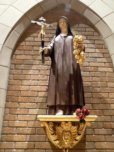 St. Therese of Lisieux - dscn0441 by CadyLy
