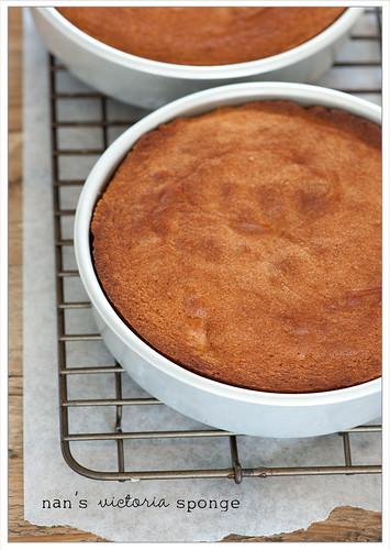 nan's victoria sponge cake recipe3