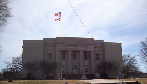 Lawrence County Courthouse, Moulton AL