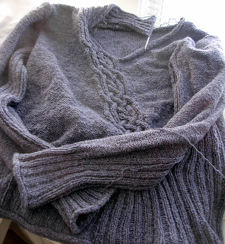 Ribbed Pullover 90percent