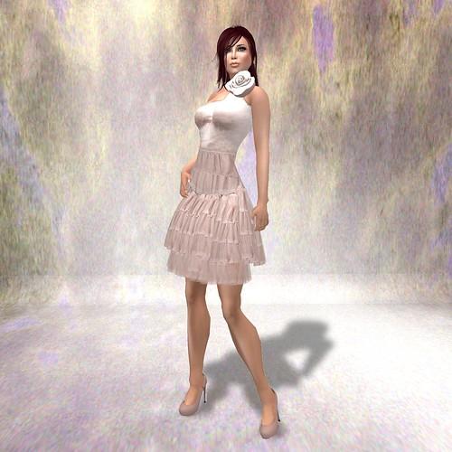 Aleida at Fashion for Life