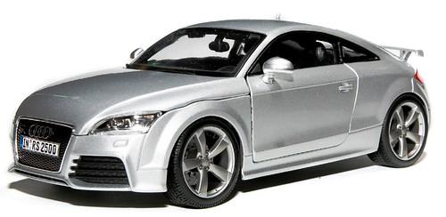 Burago Audi TT RS