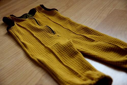 Retro overalls, size 86cm