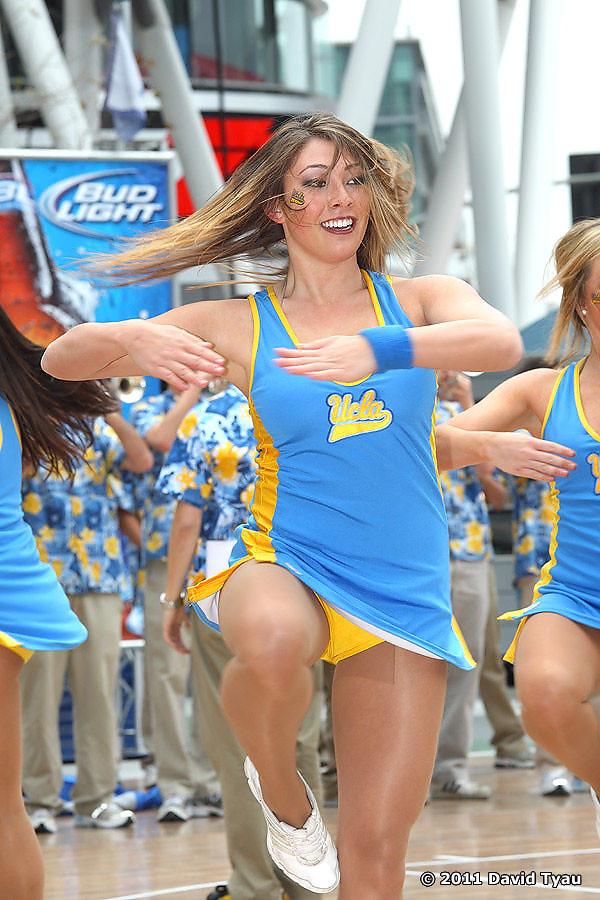 UCLA Dance Team 035