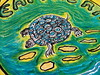 Earth Turtle (Detail)