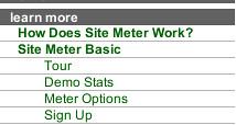 memantau traffic dengan sitemeter
