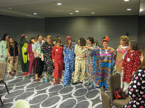Stitches PJ Party