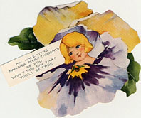 MHC Valentines Pansy Open