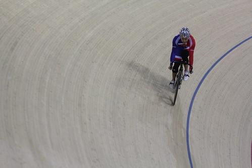 London Olympic Velodrome by kev t