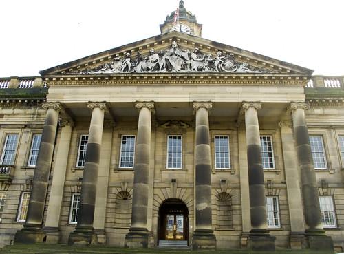 Lancaster architectural details