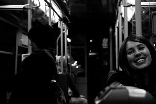 public smile by Matt Hovey
