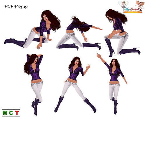 PCF Poses