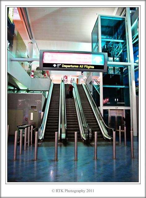 Auckland International Airport Terminal