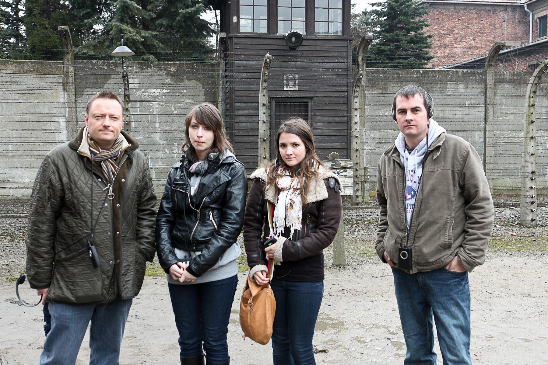HET Trip to Auschwitz-Bikenau