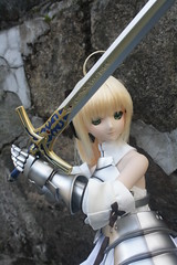 Saber Lily Dollfie Dream