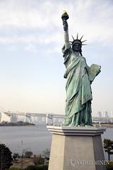 Statue of Liberty Tokyo, Japan/東京 日本