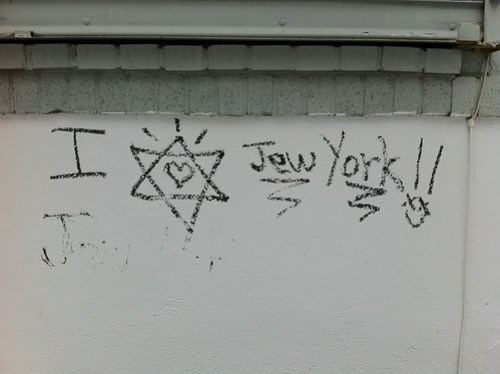 "Best I ""Star of David"" Jew York I've seen in ages"
