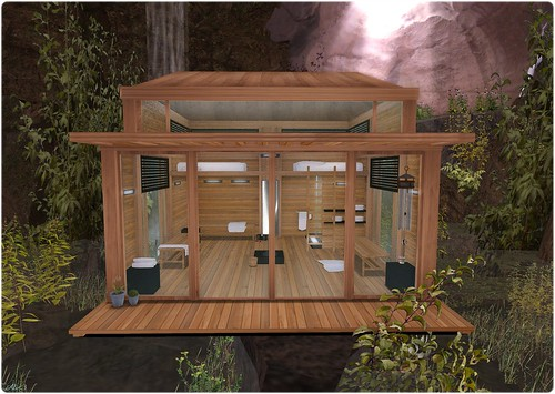Style - Belle Belle Sauna Zen-sation