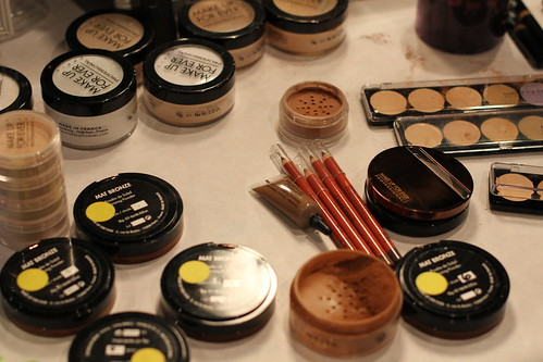 MARA HOFFMAN FALL 2011 BACKSTAGE (7)