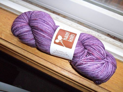 Hazel knits