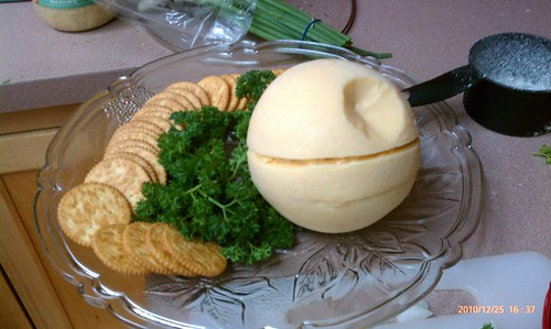Death Star Cheese Ball